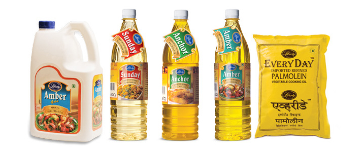 Liberty Oil Mills: Our Brands - Edible Oil